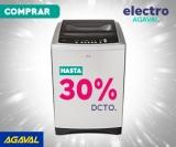 Beneficiate del hasta el 30 % en electro con Agaval